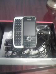 свой  сотовый телефон  Nokia E 75